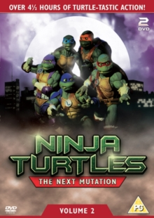Ninja Turtles - The Next Mutation: The Series - Volume 2, DVD