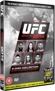 Ultimate Fighting Championship: Best of 2014, DVD