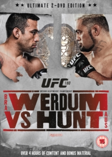 Ultimate Fighting Championship: 180 - Werdum Vs Hunt, DVD