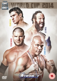 TNA Wrestling: One Night Only - World Cup of Wrestling, DVD