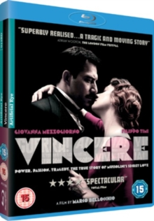 Vincere, Blu-ray  BluRay