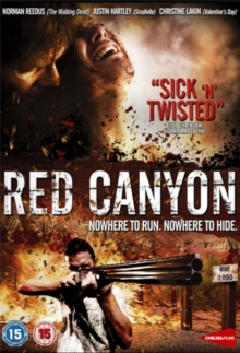 Red Canyon, DVD