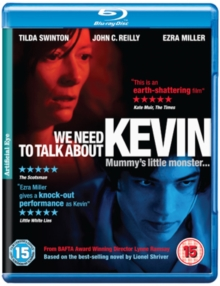 We Need to Talk About Kevin, Blu-ray