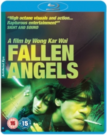 Fallen Angels, Blu-ray