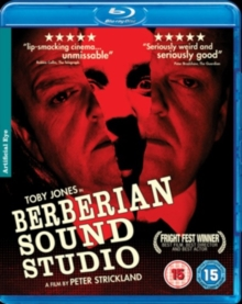 Berberian Sound Studio, Blu-ray