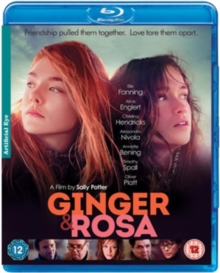Ginger and Rosa, Blu-ray  BluRay