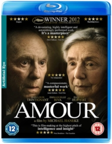 Amour, Blu-ray