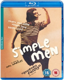 Simple Men, Blu-ray