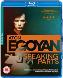 Speaking Parts, Blu-ray