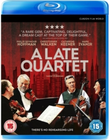 A   Late Quartet, Blu-ray