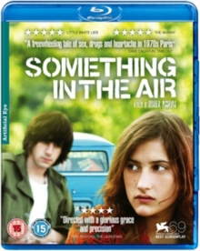 Something in the Air, Blu-ray