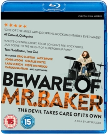 Beware of Mr. Baker, Blu-ray