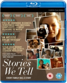 Stories We Tell, Blu-ray