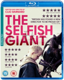 The Selfish Giant, Blu-ray