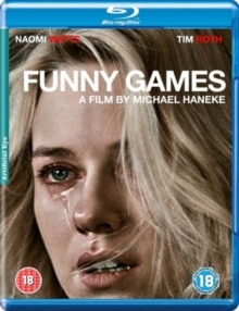 Funny Games, Blu-ray
