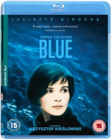 Three Colours: Blue, Blu-ray