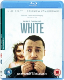 Three Colours: White, Blu-ray