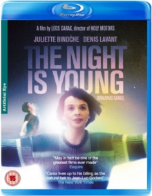 The Night Is Young, Blu-ray