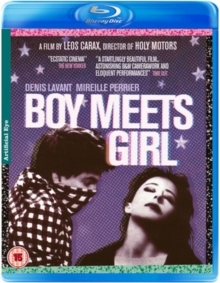 Boy Meets Girl, Blu-ray  BluRay
