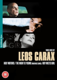 The Leos Carax Collection, Blu-ray