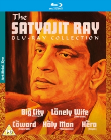 The Satyajit Ray Collection, Blu-ray