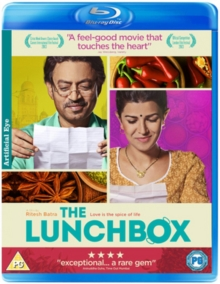 The Lunchbox, Blu-ray BluRay