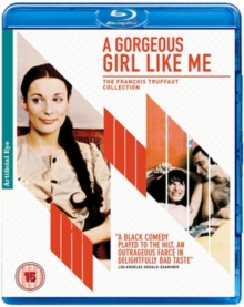 A   Gorgeous Girl Like Me, Blu-ray BluRay