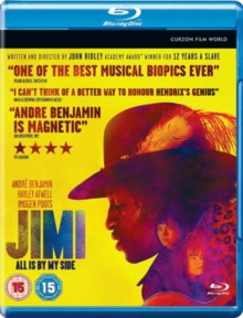 Jimi: All is By My Side, Blu-ray