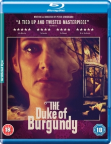The Duke of Burgundy, Blu-ray BluRay