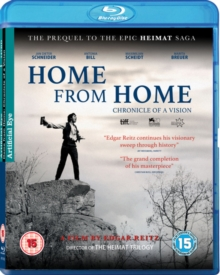 Home from Home - Chronicle of a Vision, Blu-ray