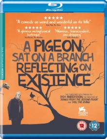 A   Pigeon Sat On a Branch Reflecting On Existence, Blu-ray