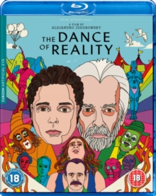 The Dance of Reality, Blu-ray