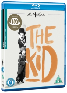 Charlie Chaplin: The Kid, Blu-ray
