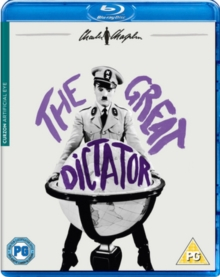Charlie Chaplin: The Great Dictator, Blu-ray