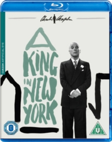 Charlie Chaplin: A King in New York, Blu-ray  BluRay