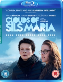 Clouds of Sils Maria, Blu-ray