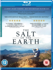 The Salt of the Earth, Blu-ray