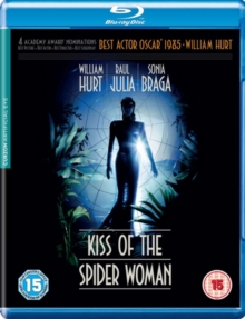 Kiss of the Spider Woman, Blu-ray