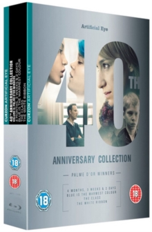 Artificial Eye 40th Anniversary Collection: Volume 3, Blu-ray