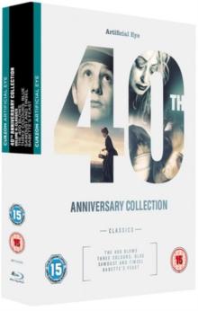 Artificial Eye 40th Anniversary Collection: Volume 4, Blu-ray