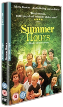 Summer Hours, DVD