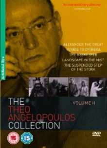 The Theo Angelopoulos Collection: Volume 2, DVD DVD