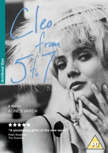 Cleo from 5 to 7, DVD