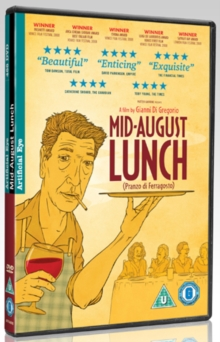 Mid-August Lunch, DVD