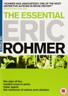 Eric Rohmer: The Essential Eric Rohmer, DVD