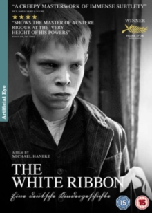 The White Ribbon, DVD