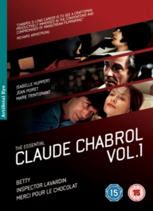 The Essential Claude Chabrol: Volume 1, DVD