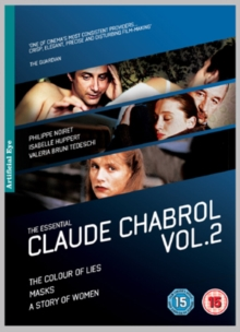 The Essential Claude Chabrol: Volume 2, DVD