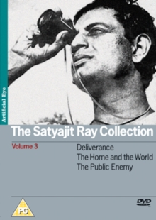 The Satyajit Ray Collection: Volume 3, DVD
