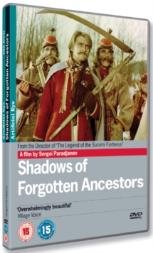 Shadows of Our Forgotten Ancestors, DVD  DVD